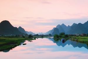 Guilin - Yangshuo - Guilin (B, L)